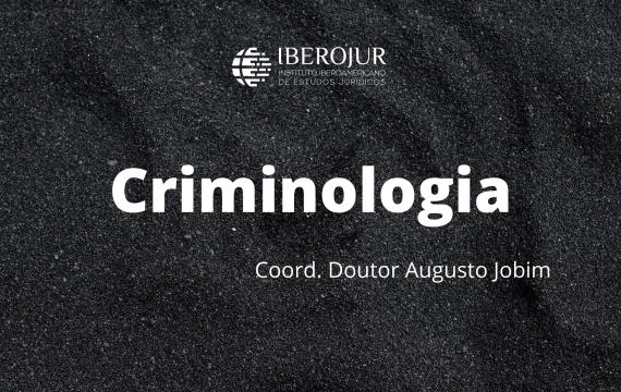Área científica criminologia iberojur