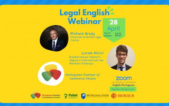 Legal English Webinar (Irlanda)